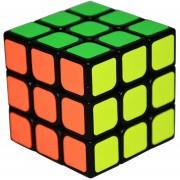 Cubo Magico Rompecabezas QiYi MoFangGe QiHang 3x3x3-Negro
