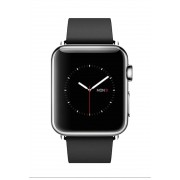 Apple Watch 38mm Stainless Steel Sport Nero - Black