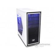 Carcasă PC fără sursă de alimentare DeepCool Tesseract SW, alb