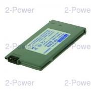 2-Power Videokamera Batteri Sony 7.2v 680mAh (NP-FA50)