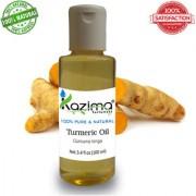 Turmeric Essential Oil (100ML) Pure Natural For Skin Care & Hair Treatment