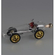 Ferrari s pilotem - láhev