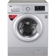 LG 6.5 Kg Front Loading Fully Automatic Washing Machine (FH0G7WDNL52)
