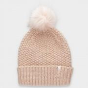 Зимна Шапка 4F H4Z19-CAD067 Light Pink