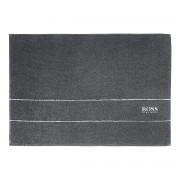 Boss Home - Tapis de bain Coton 1000 g/m² Graphite 50 x 70 cm - Plain