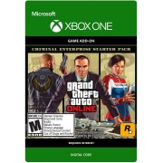 GRAND THEFT AUTO V - CRIMINAL ENTERPRISE STARTER PACK - XBOX ONE - XBOX LIVE - WORLDWIDE - MULTILANGUAGE