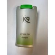 K9 Aloe Vera Parfyme fritt schampo 100ml för hund