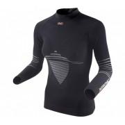 X-Bionic - MK2 Turtle Neck overhemd Dames skiën ondergoed