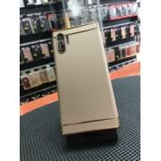 Husa Samsung Galaxy Note 10 Plus Elegance Luxury 3in1 Gold