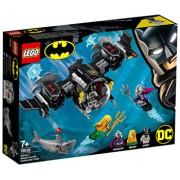 LEGO Super Heroes, Batsubmarinul Batman si conflictul subacvatic 76116