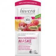 Lavera Cuidado facial Faces Mascarillas Arándano ecológico, aceite de argán ecológico y aceite de oliva ecológico Mascarilla regeneradora 2 x 5 ml