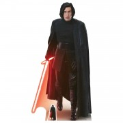 Star Cut Outs Star Wars: The Last Jedi Kylo Ren Over-Sized Cut Out