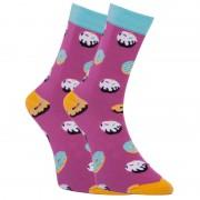 Dots Socks Veselé ponožky Dots Socks donuty (DTS-SX-420-F) M