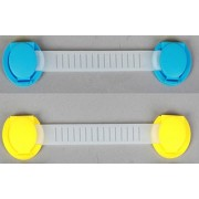 Rceetles Set Of 2 Large Door Safety Locks For Preventing Babies And Infants From Accessing Cabinets