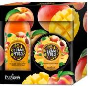 Farmona Tutti Frutti Peach & Mango lote cosmético IV.
