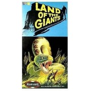 Polar Lights #7512 Land of the Giants Snake Scene Plastic Model Kit by
