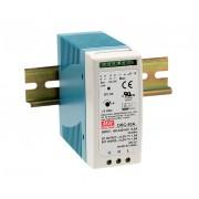 Mean Well DRC-40A két kimenetes tápegység és akkumulátor töltő