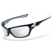 HSE SportEyes Highsider Gafas de sol Plata un tamaño