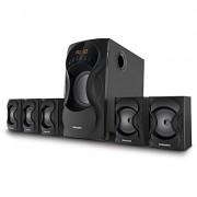 Philips SPA5162/94 60 W Bluetooth Home Audio Speaker (Black, 5.1 Channel)