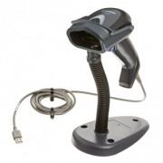 Datalogic Gryphon GD4430 vonalkódolvasó, USB, állvány, fekete