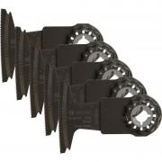 Bosch Starlock hout invalzaagblad HCS 40x65mm (5 Stuks)