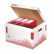 Container pentru arhivare bibliorafturi Esselte Speedbox