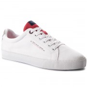 Гуменки PEPE JEANS - New North Tennis PMS30422 Factory Red 220