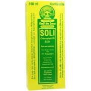 SOLIFORM Erich Reinecke Gmb Soli Chlorophyll Öl S 21 100 ml Öl