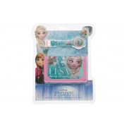 Disney Frozen Digital klocka & plånbok presentpaket
