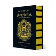Bloomsbury Publishing Harry Potter and the Order of the Phoenix - Hufflepuff Edition - Joanne K. Rowlingová