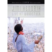 Hendrix, Jimi Live at Woodstock 2-DVD st.