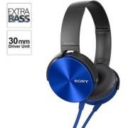 Sony Mdr Xb450 Headphone - Blue