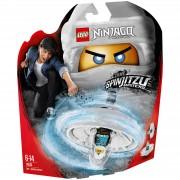 Lego Ninjago: Zane: Maestro del Spinjitzu (70636)
