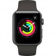 Apple Watch Series 3 (42mm) Aluminio en Gris Espacial y Correa Deportiva...