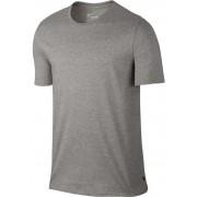 NIKE _ tričko KR NIKE SB T-SHIRT grey Velikost: L