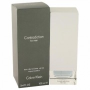 Contradiction For Men By Calvin Klein Eau De Toilette Spray 3.4 Oz