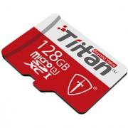 Tiitan 128 GB Micro SD Class U3 Speed up-to 300 MB/s