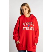 Russell Athletic Bluza Russell Athletic Emily Hoody Sweat E94022-464 True Red True Red