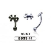 Otel anodizat BBSS 44