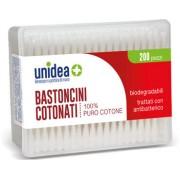 Unico Spa Unidea Bastoncini Ovattati 200 Pezzi