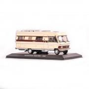 Camping cars nr.4 -Hymermobil Type 650 - 1985