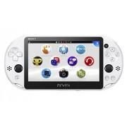 Sony PlayStation Vita Wi-Fi model Glacier White (PCH-2000ZA22) Japanese Ver. Japan Import