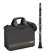 Yamaha Clarinete Yamaha YCL-255 N com estojo