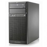 HP Proliant ML110 G6 tower - Xeon Quad Core X3430, 8 Gb Ram, 2x HDD 500 Gb S-ata, Raid Ctrl.