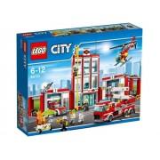 LEGO City, Remiza de pompieri 60110