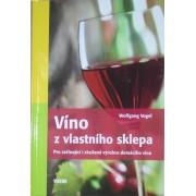 Víno z vlastního sklepa