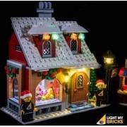Light My Bricks LEGO Winter Village Bakery 10229 Verlichtings Set