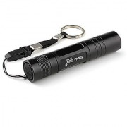Small Sun ZY-551 High Power LED Pocket Torch with Included Single AA Size Battery (1 Piece)