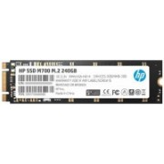 HP M700 M.2 SATA III Planar MLC NAND Internal SSD 240 GB Desktop, Laptop, All in One PC's, Surveillance Systems, Servers, Network Attached Storage Internal Solid State Drive (3DV77AA#ABC)