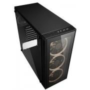 Sharkoon TG4 Black RGB ATX Tower PC Gaming Case